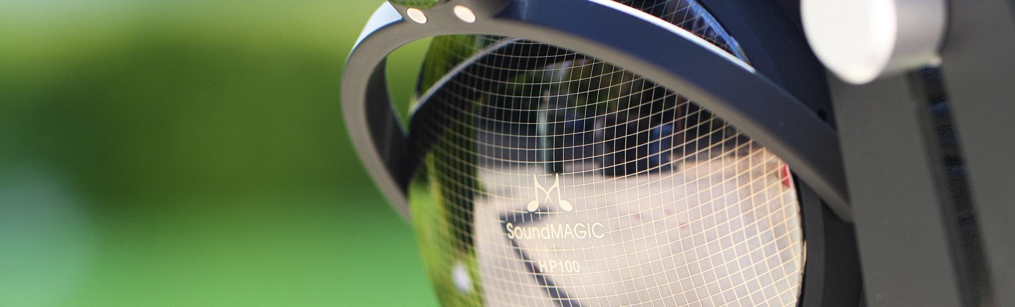 SoundMAGIC HP100 Headphones