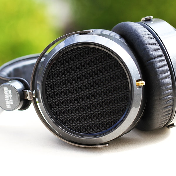 HiFiMan HE-500 Audiophile Headphones