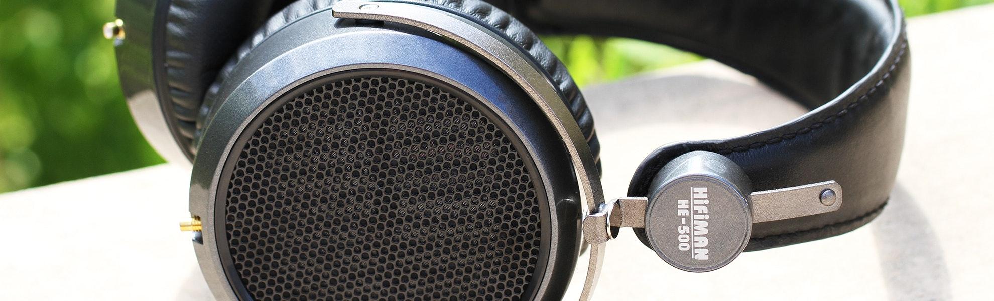 HiFiMan HE-500 Audiophile Headphones