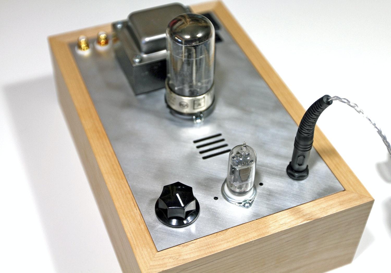 Bottlehead Crack + Speedball Upgrade Amp Kit