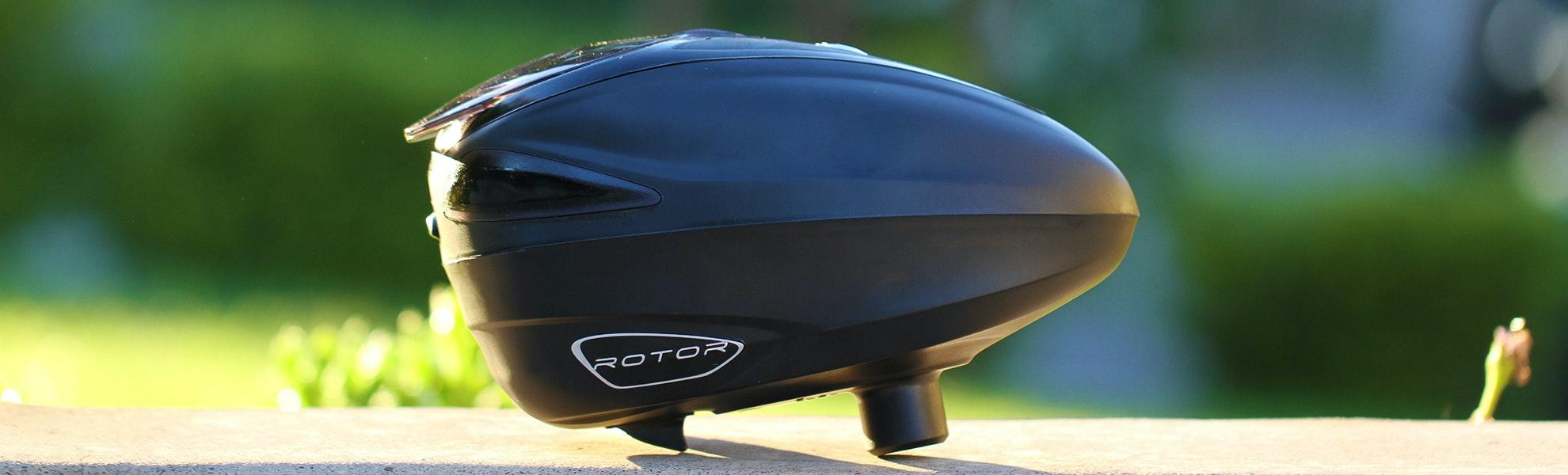 Dye Rotor Loader (Black)