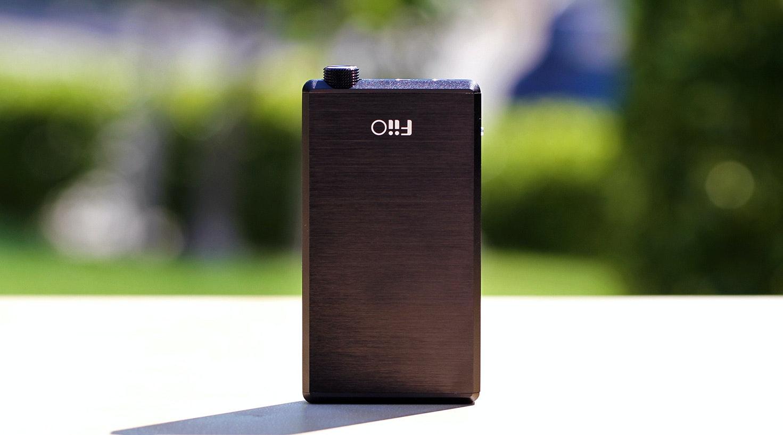 Fiio E12 Portable Headphone Amplifier