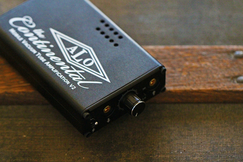 ALO Audio Continental V2 Portable Tube Amplifier
