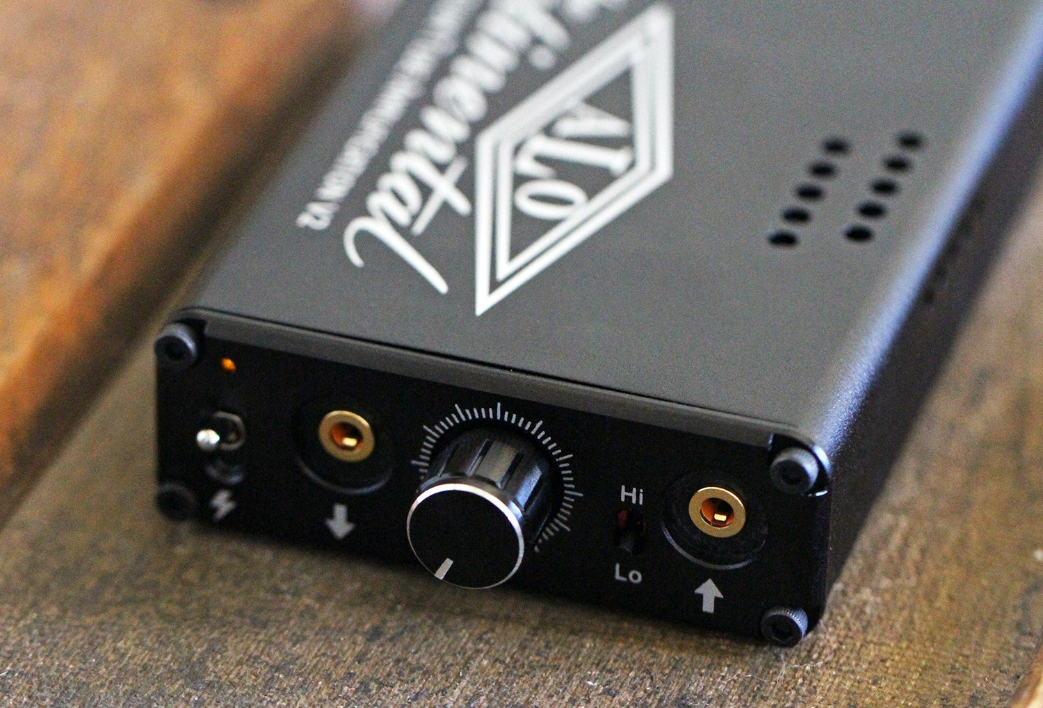 ALO Audio Continental V2 Portable Tube Amplifier