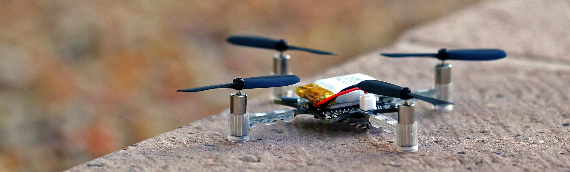 Crazyflie Nano Quadcopter Bundle