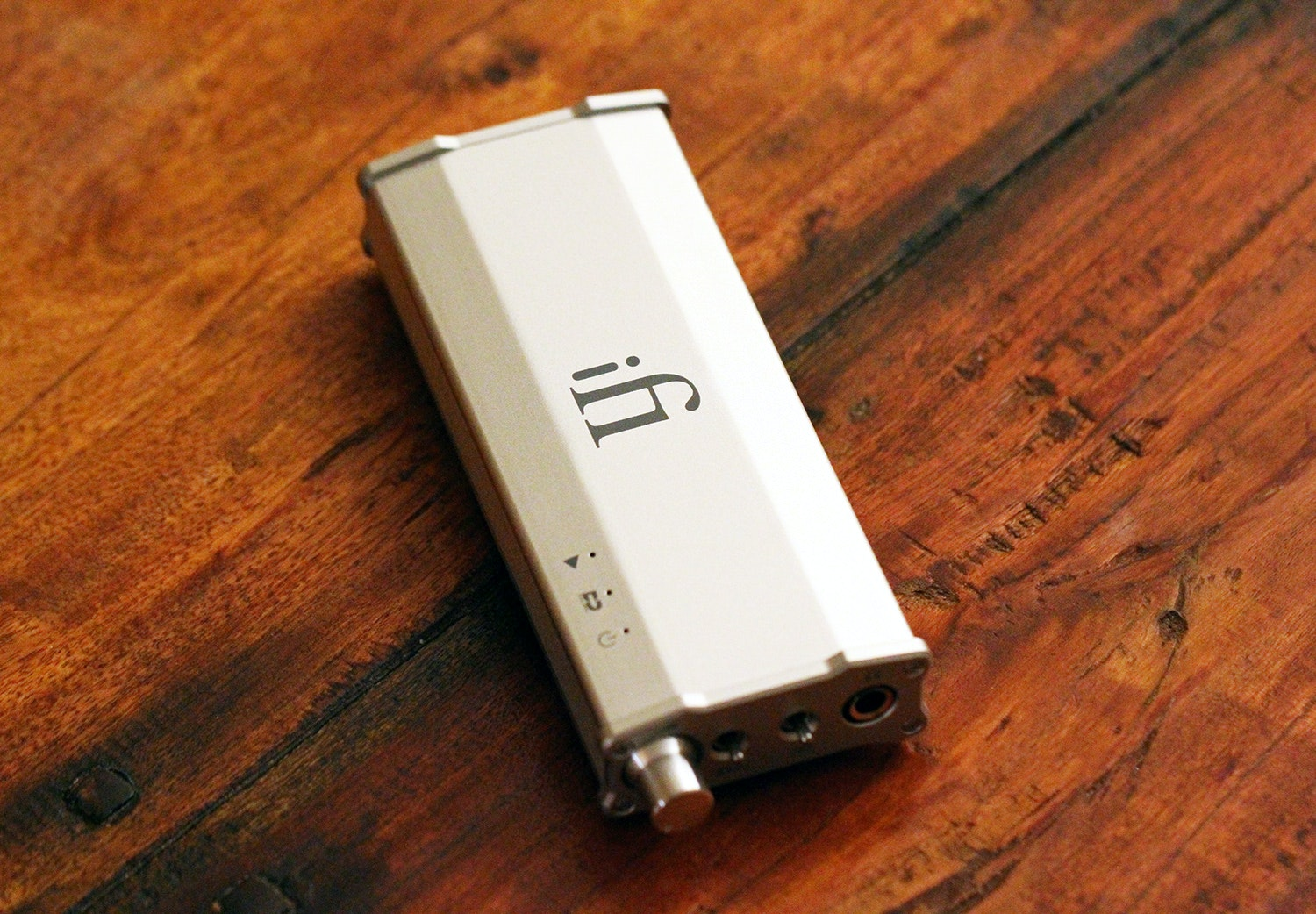 iFi iCan Headphone Amp with Gain Switch