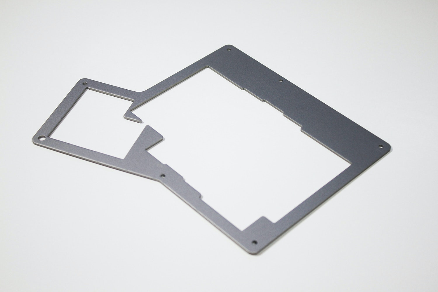 ErgoDox Aluminum Top Sheet Set (Two Pieces)