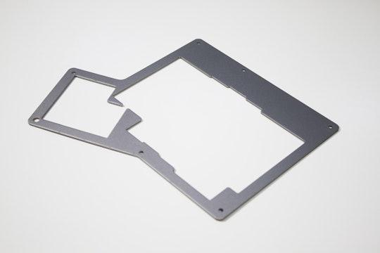 ErgoDox Aluminum Top Sheet Set (Two Pieces)