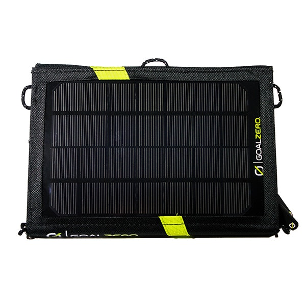 Goal Zero: Guide 10 Plus Solar Kit