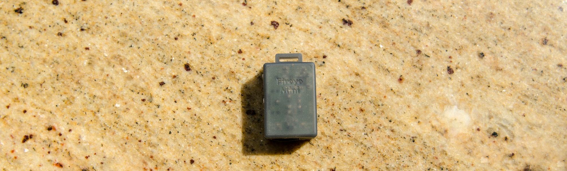 Firestone Fireye Mini Portable Headphone Amp