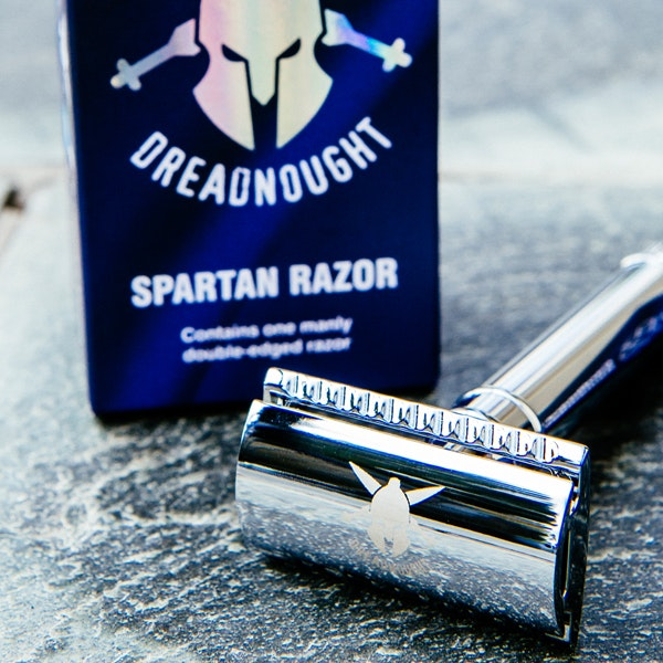 Dreadnought Spartan Double Edge Razor