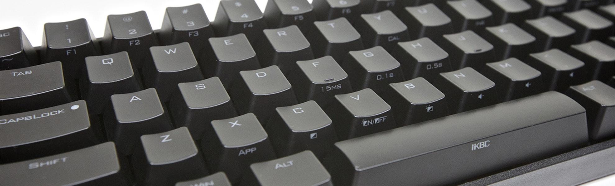 KBT Pure Pro Mechanical Keyboard