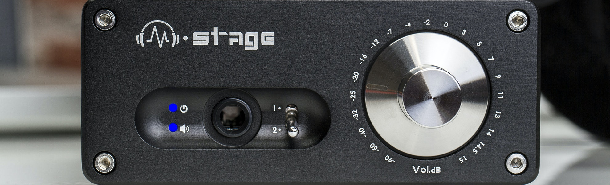 Matrix M-Stage HP2 Amplifier/DAC