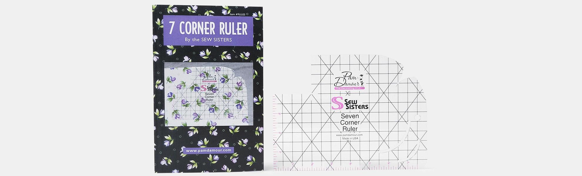 7-Corner Ruler