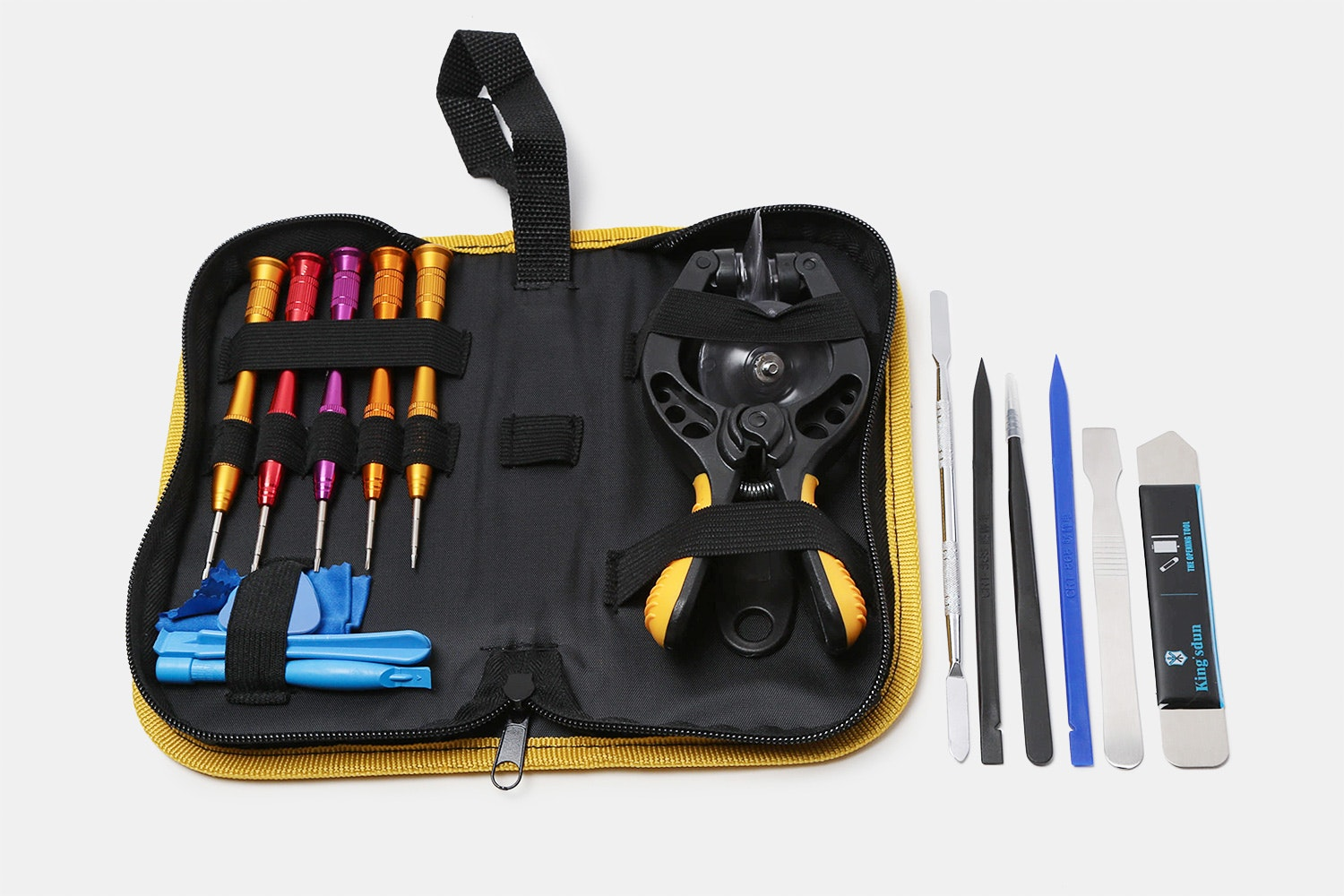 Professional 75-Piece Toolkit