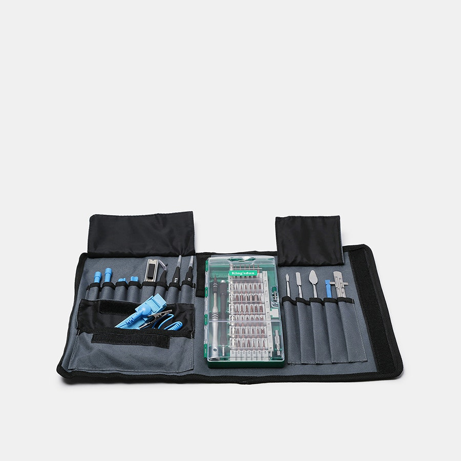 75-Piece Pro Tech Toolkit