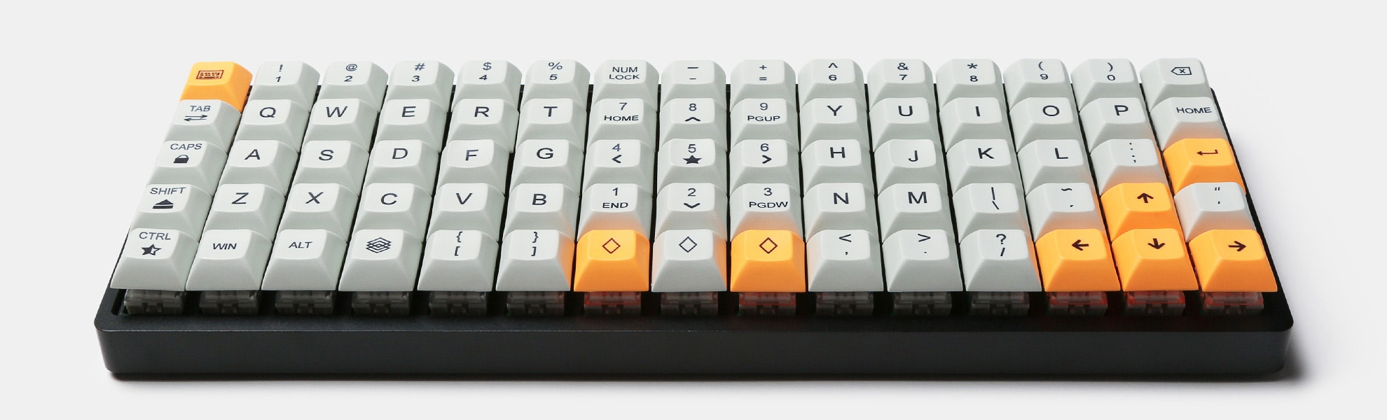 75Keys Aluminum Mechanical Keyboard Kit