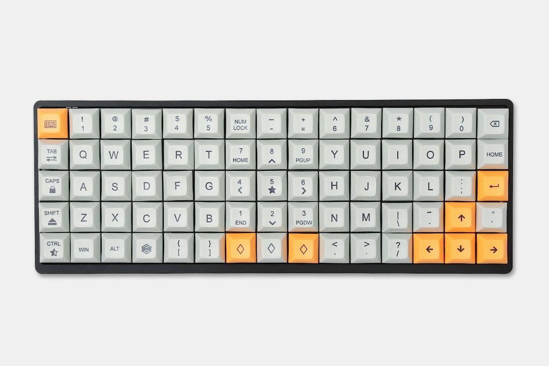 75Keys Aluminum Mechanical Keyboard Kit