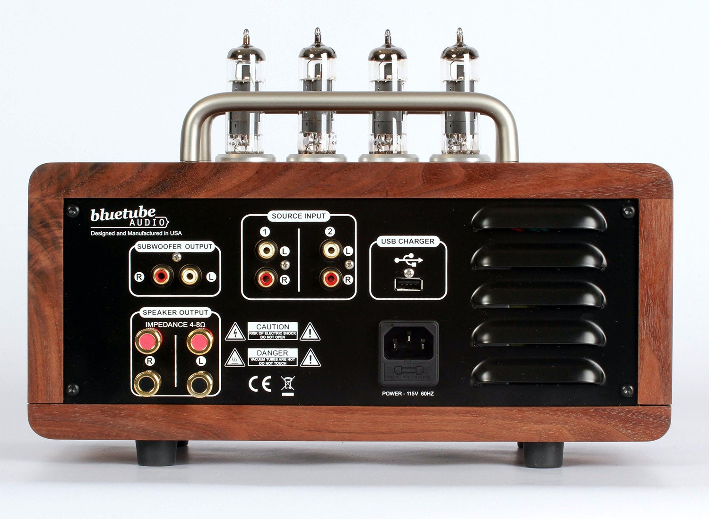 BT-4 BlueTube Amplifier + Speakers