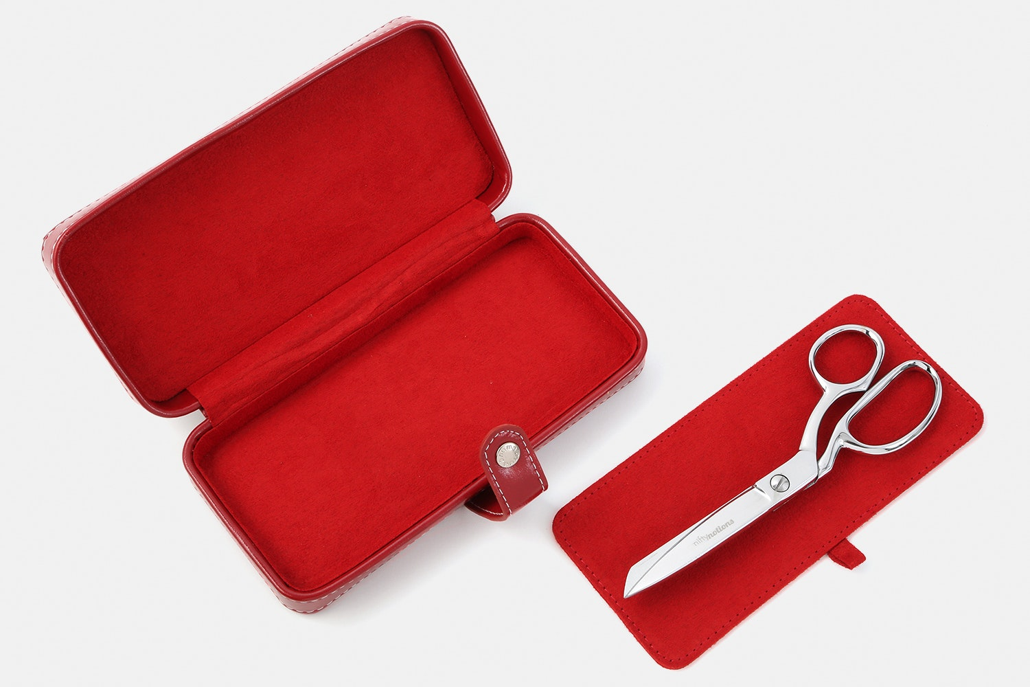 8-Inch Fabric Shears & Case