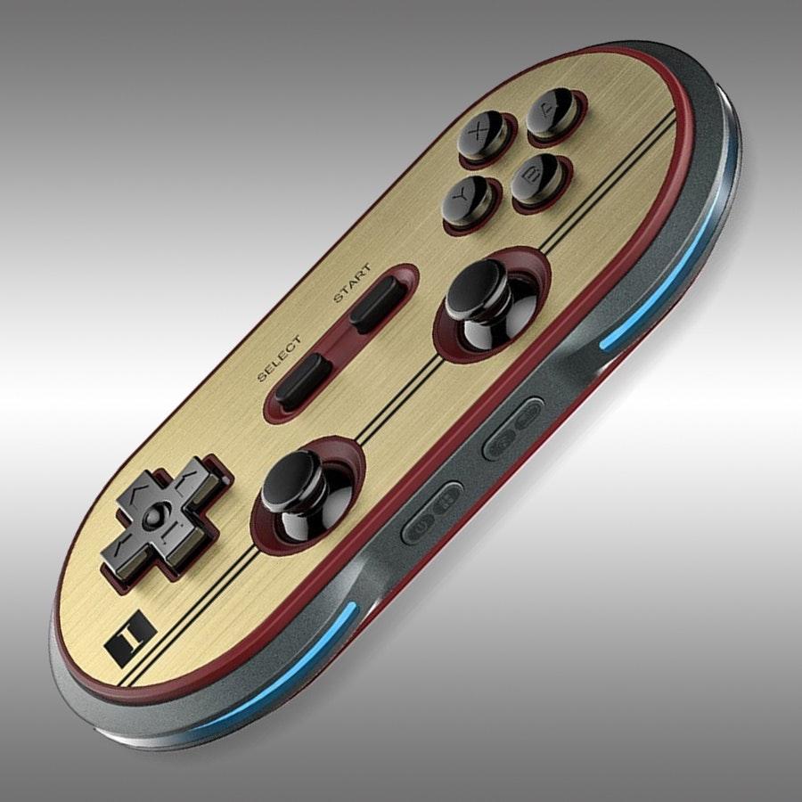 8Bitdo Crissaegrim FC30 Pro Gamepad