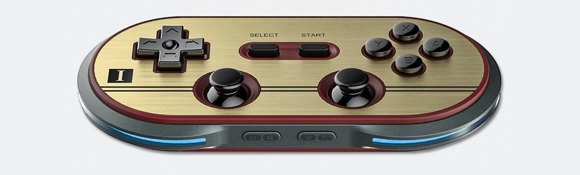 8Bitdo Pro Bluetooth Gamepads
