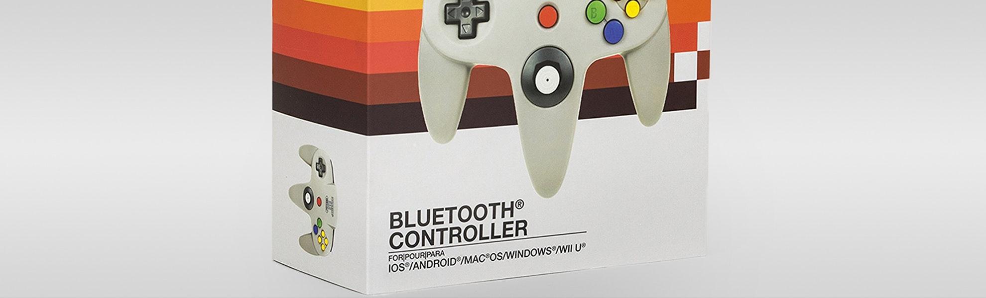 8Bitdo N64 Bluetooth Controller