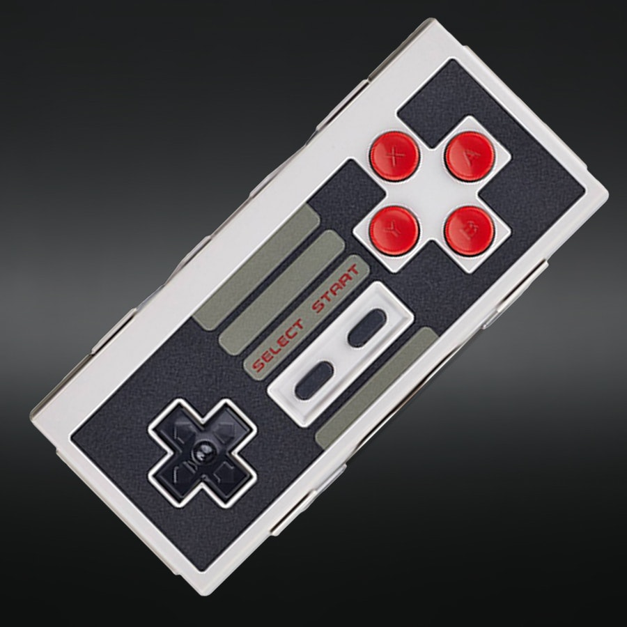 8Bitdo NES30 Retro Bluetooth Gamepad
