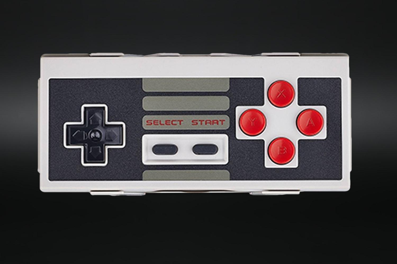 8Bitdo NES30 Retro Bluetooth Gamepad