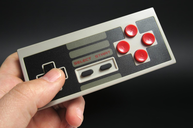 8Bitdo NES30 Wireless Gamepad