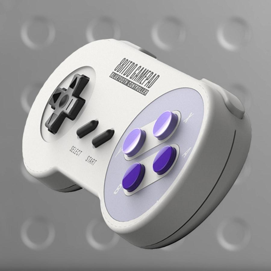 8Bitdo SNES30 Retro Gamepad