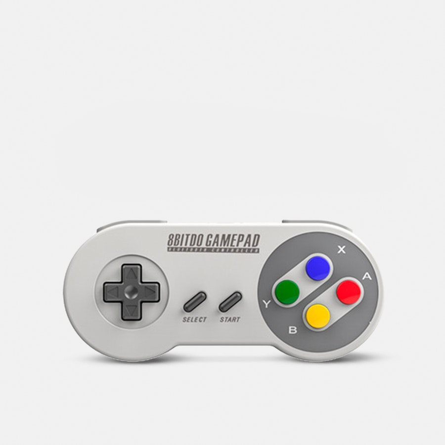 8Bitdo Retro Bluetooth Gamepads