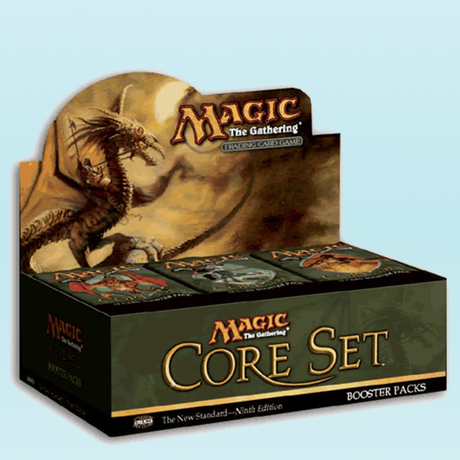 9th Edition Core Set Booster Box