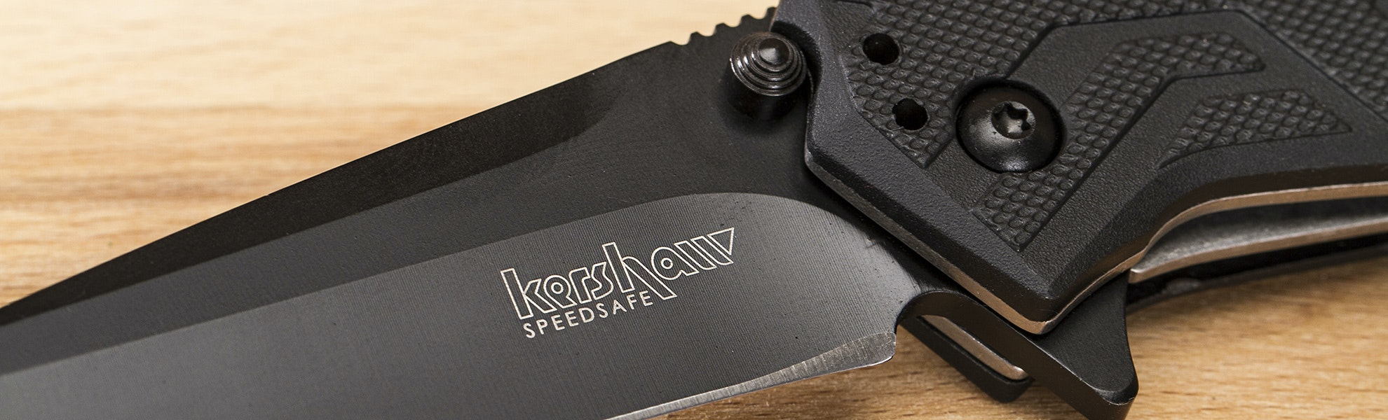Kershaw Brawler Tanto Blade w/SpeedSafe