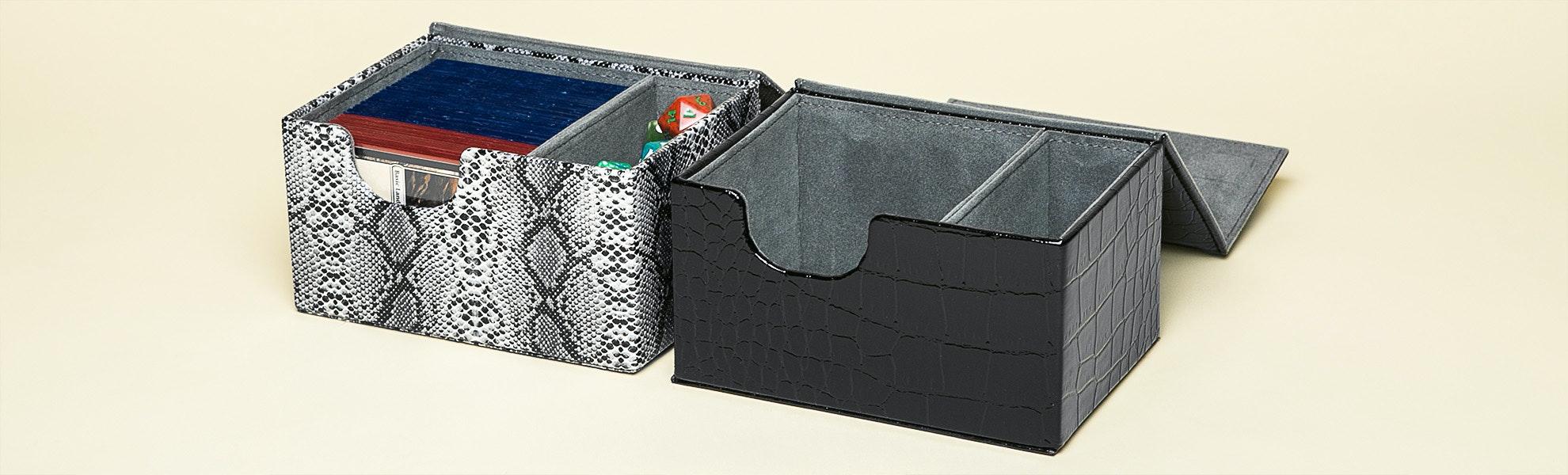 Dex Protection Medium Safari Deck Box (2-Pack)