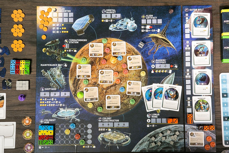 Alien Frontiers Bundle