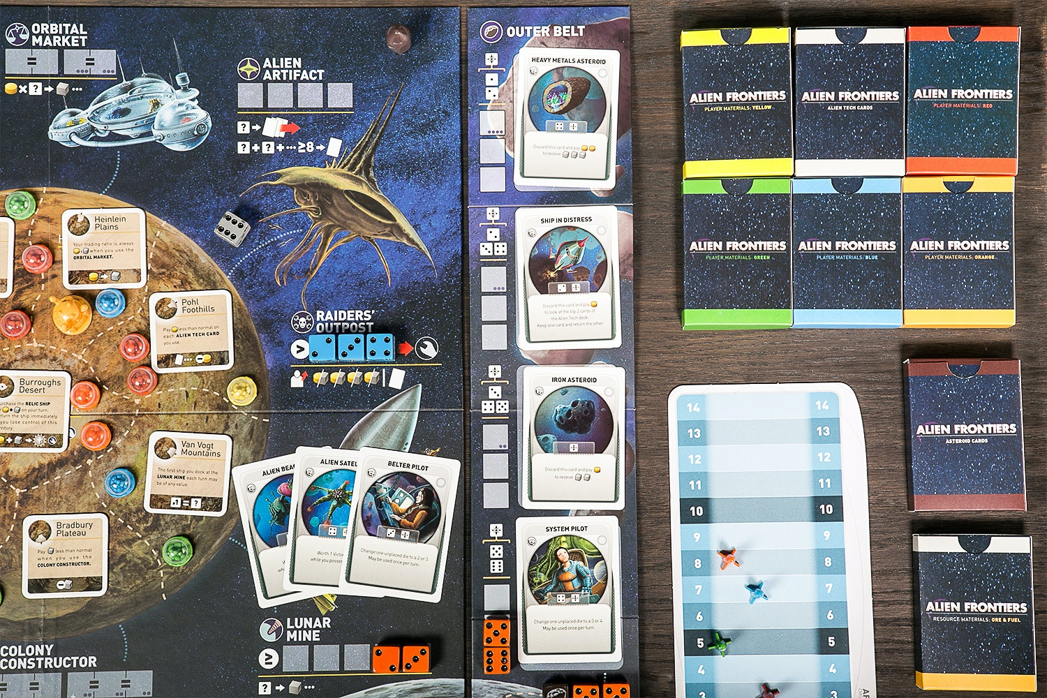 Alien Frontiers Bundle