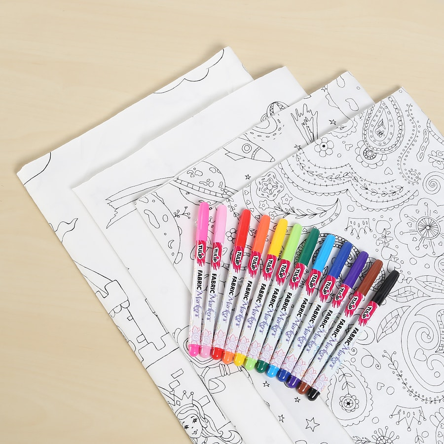 Color Me Fabric