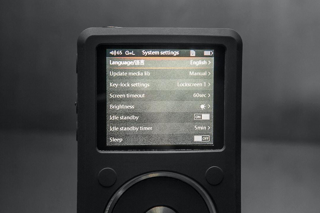 FiiO X5 2nd Generation Player