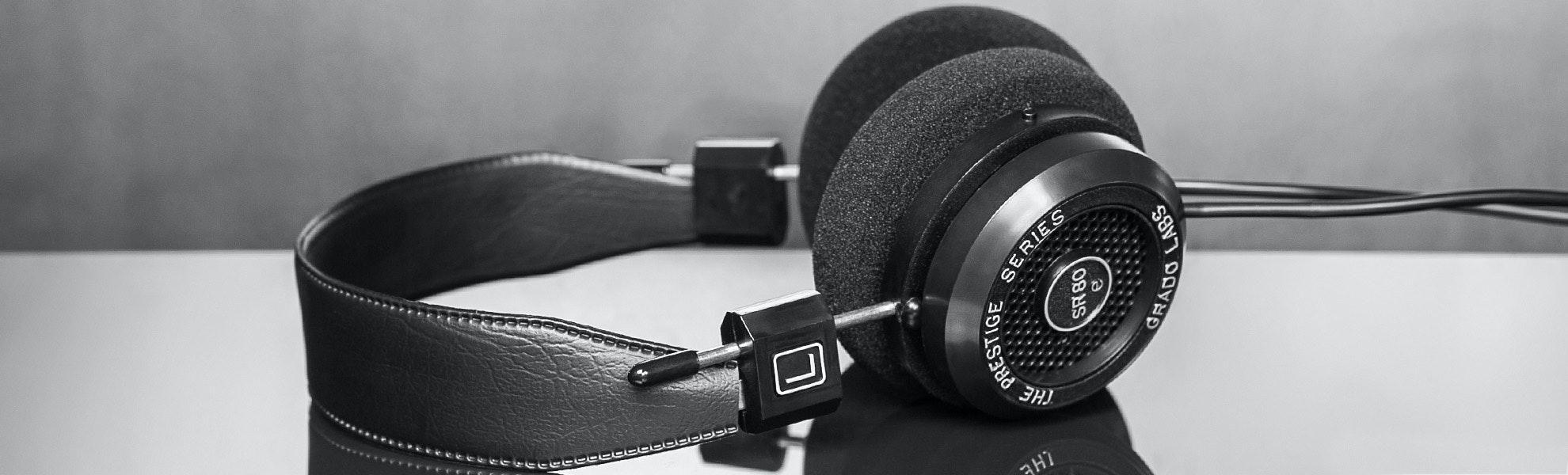 Grado Prestige Series SR80e Headphone