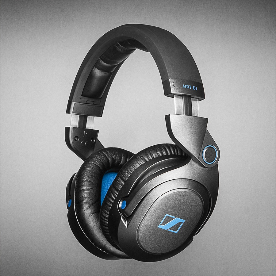 Sennheiser HD7 DJ Headphone