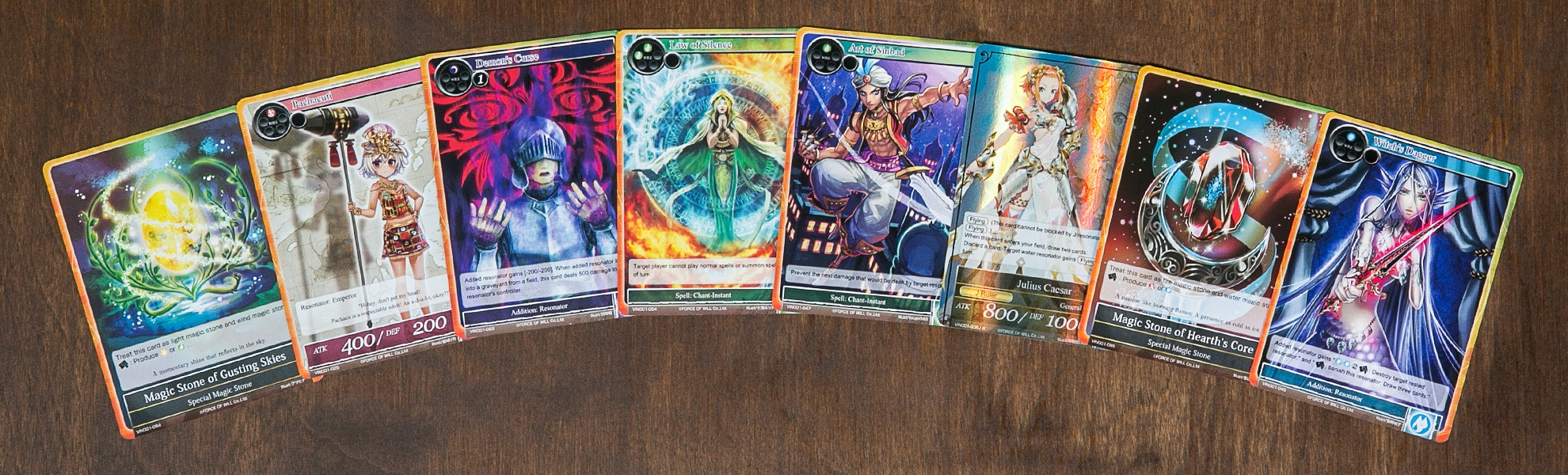 Force of Will: Vingolf Engage Knights Box Set