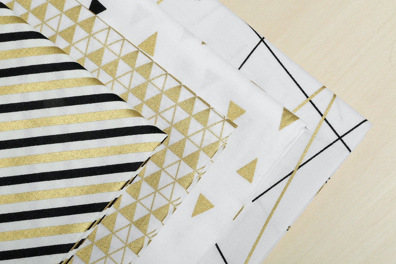 Bold and Gold by Ampersand Design