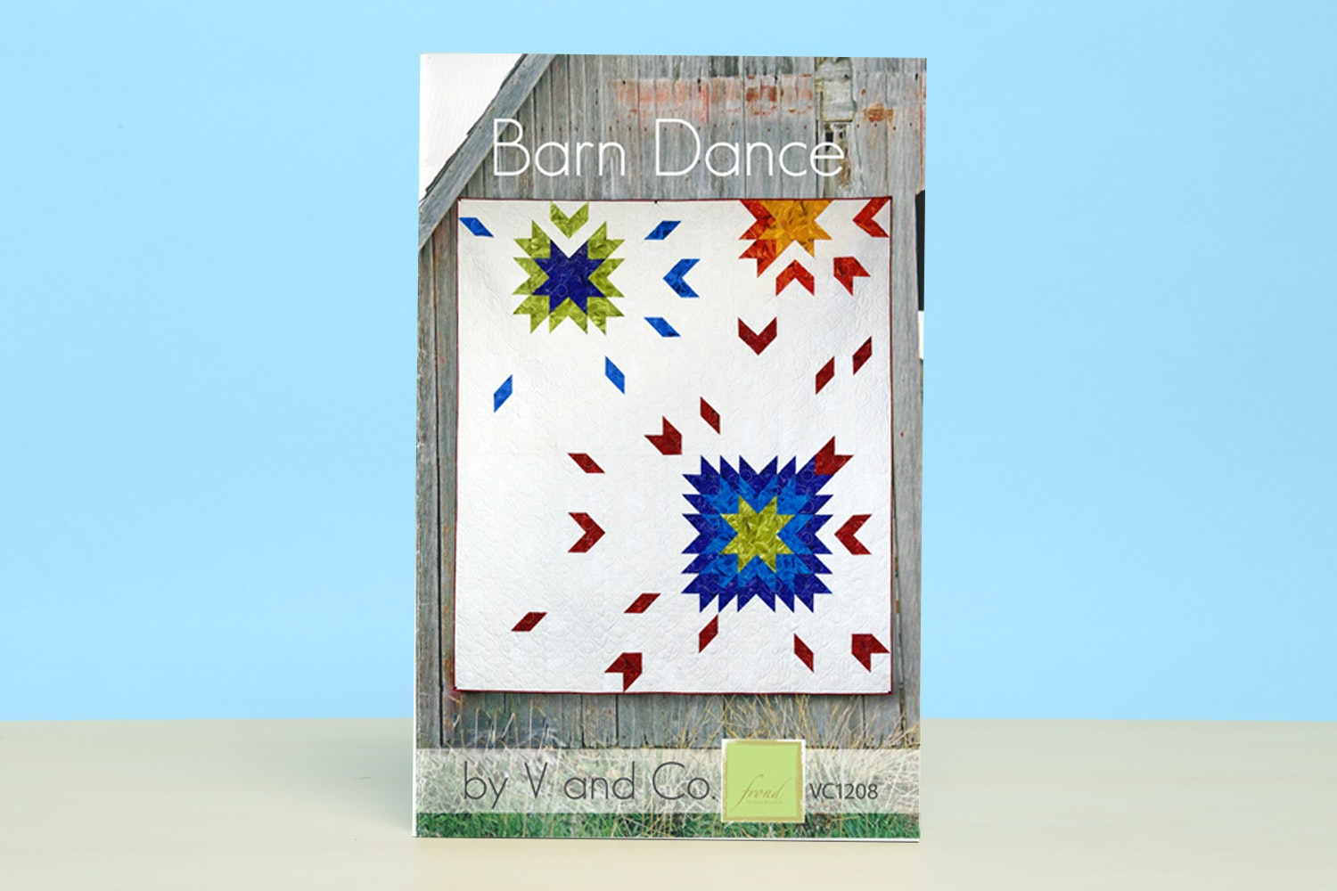 Barn Dance Quilt Kit