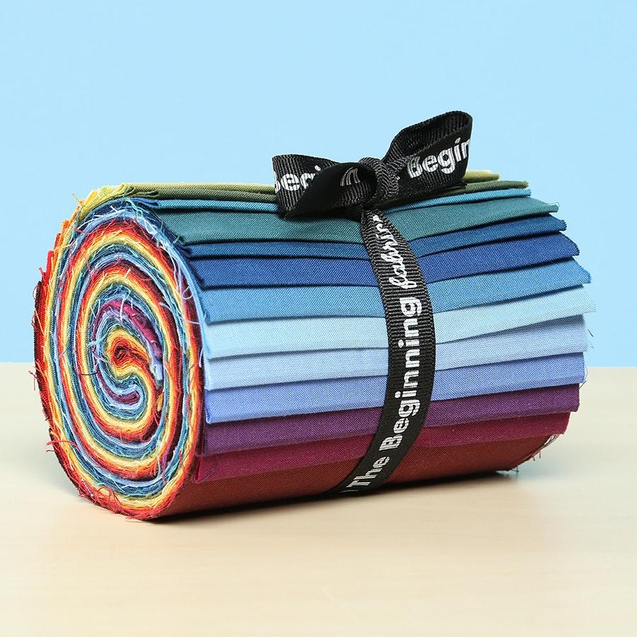 Modern Solids Strips by Jason Yenter