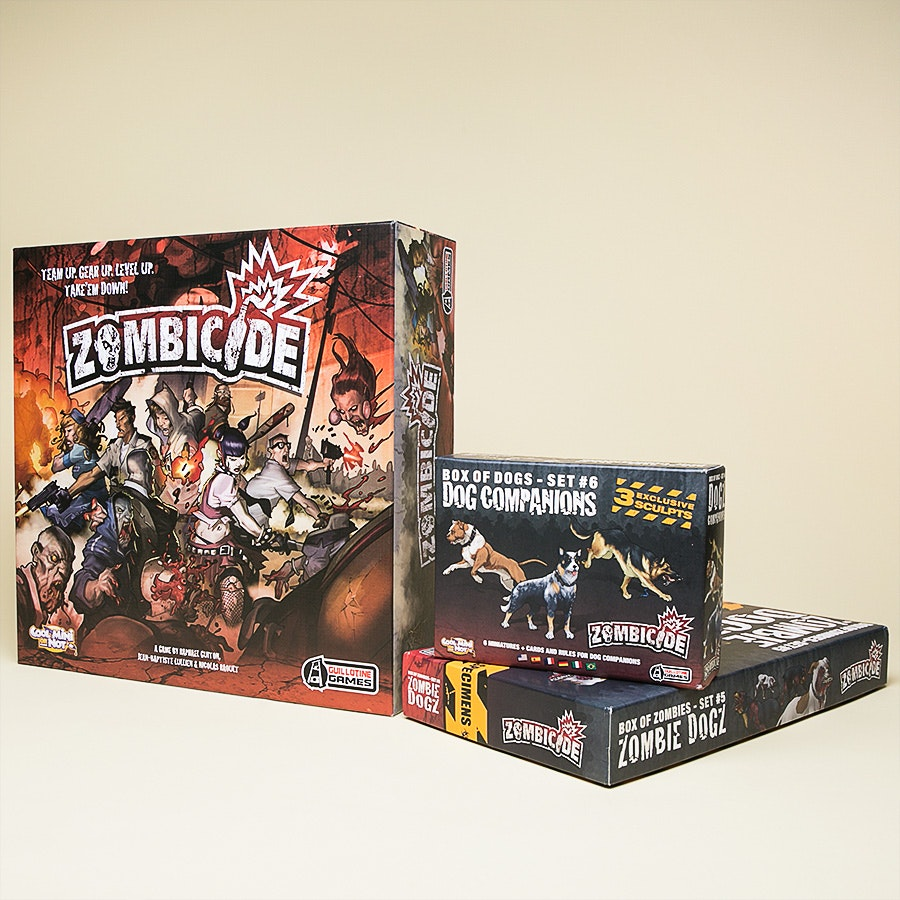 Zombicide Season 1 Bundle