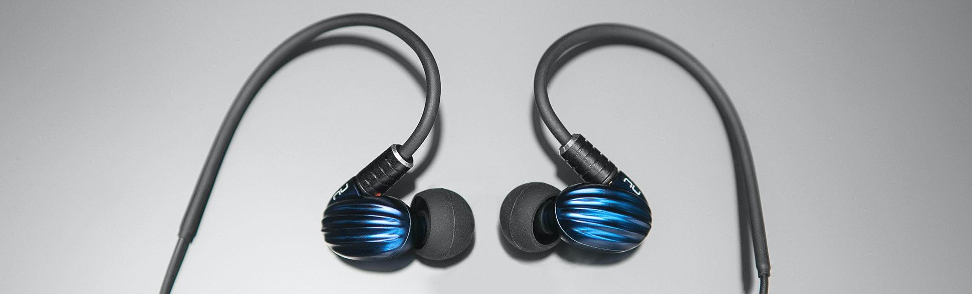 NuForce Primo8 Earphones