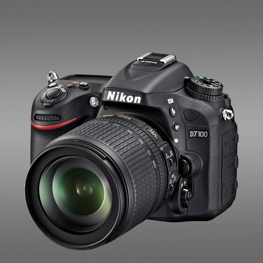 Nikon D7100 DSLR Body w/ 18-140mm Kit Lens