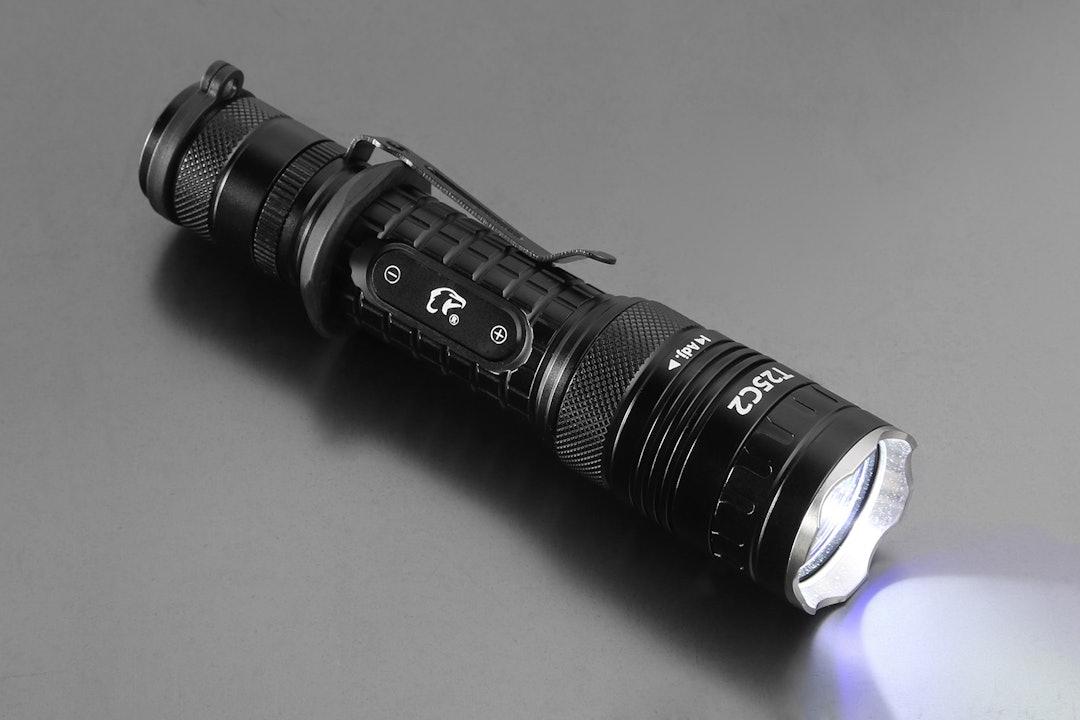 EagleTac T25C2 Flashlight