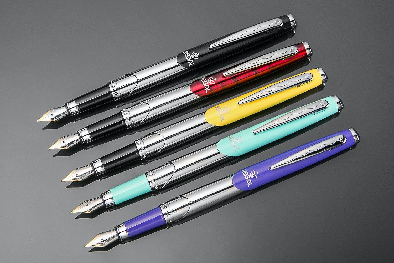 Regal Queen, Harper & James Fountain Pens